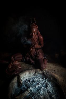 Himba Queen