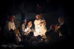 Traditional musicians, Jemaa el-Fnaa