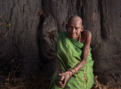 Hazabe old woman