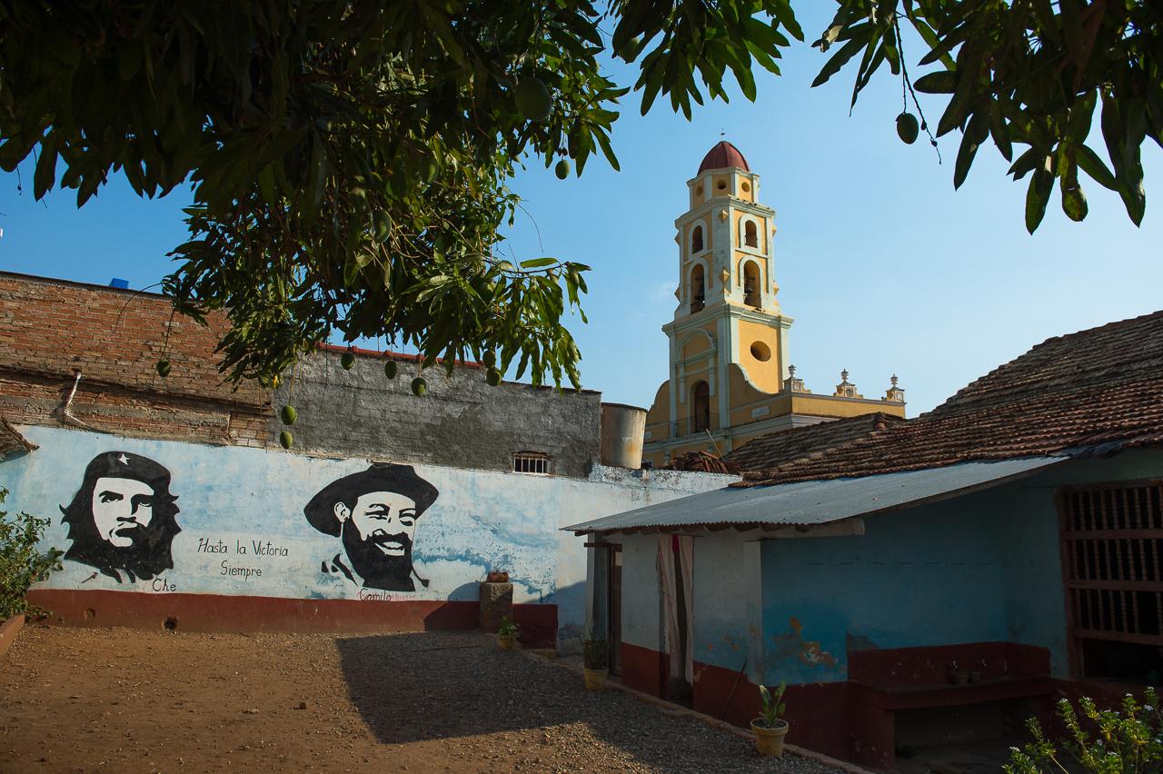 School playground, Trinidad