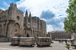 Palais du Pope, Avignon