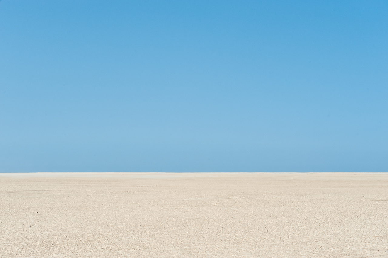 Vastness of Skeleton Coast