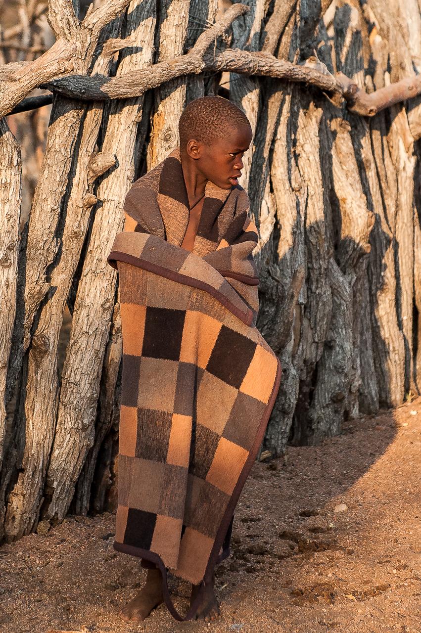 Himba Teenager