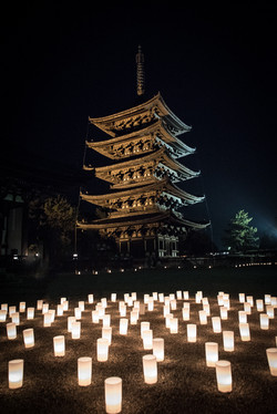 Pagoda of Kofukuji Temple