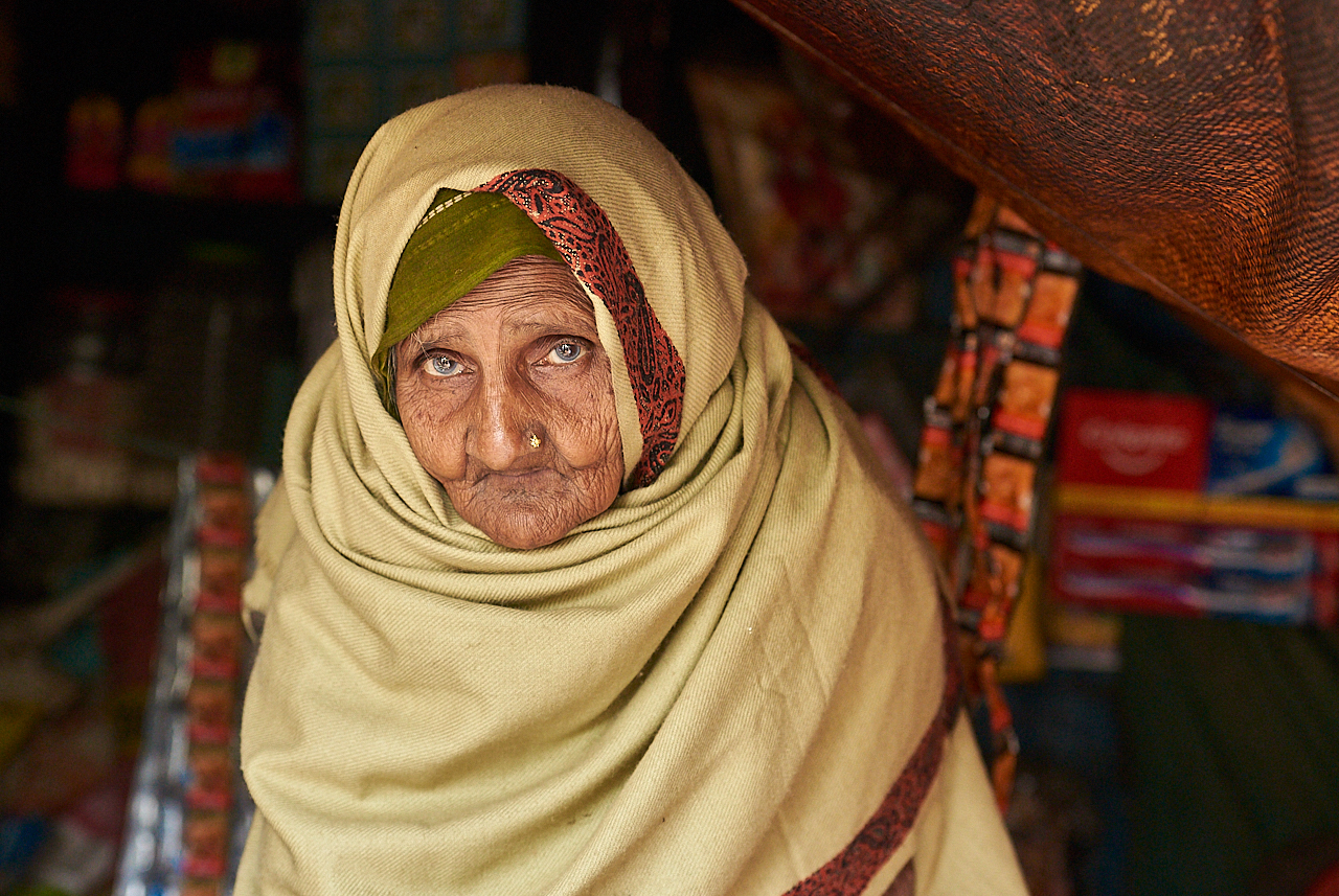 Vendor, Varanasi