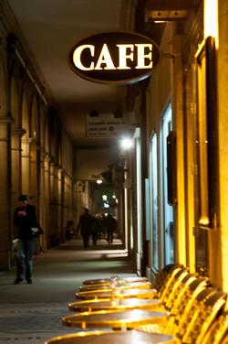 Cafe, Concorde