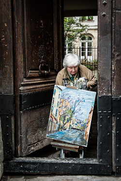 Artist, Saint-Germain