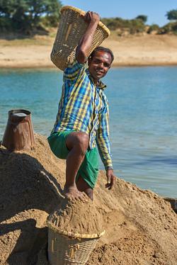 Sand carrier, Jaflong