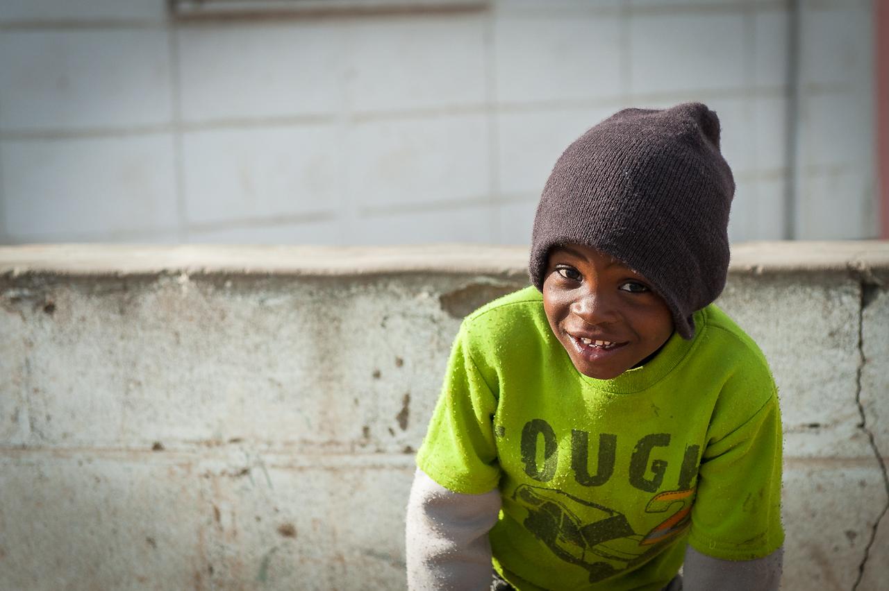 Child in Mondesa