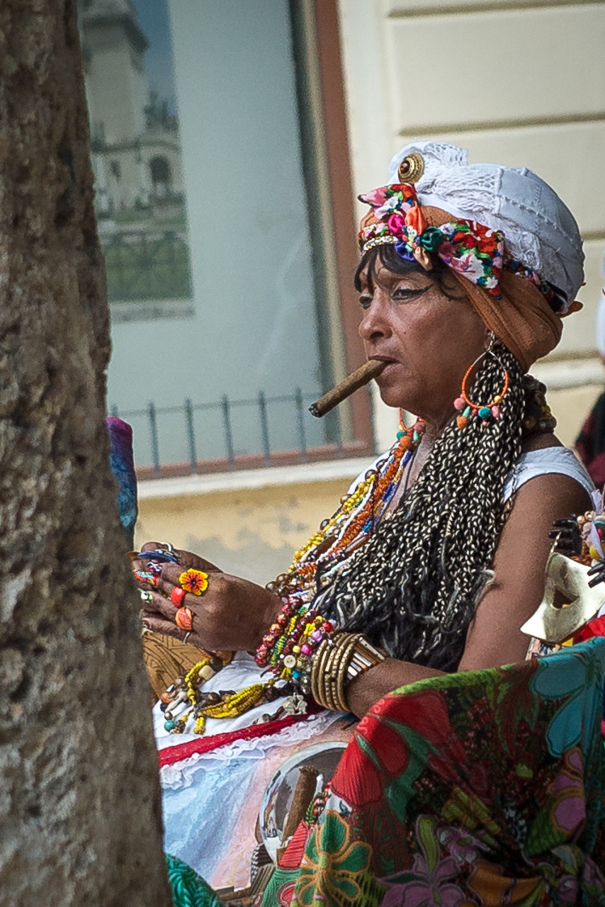 Santera, Havana