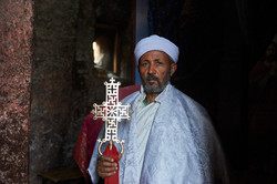 Priest, Lalibela