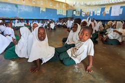 Kindergarden class, Kigomani
