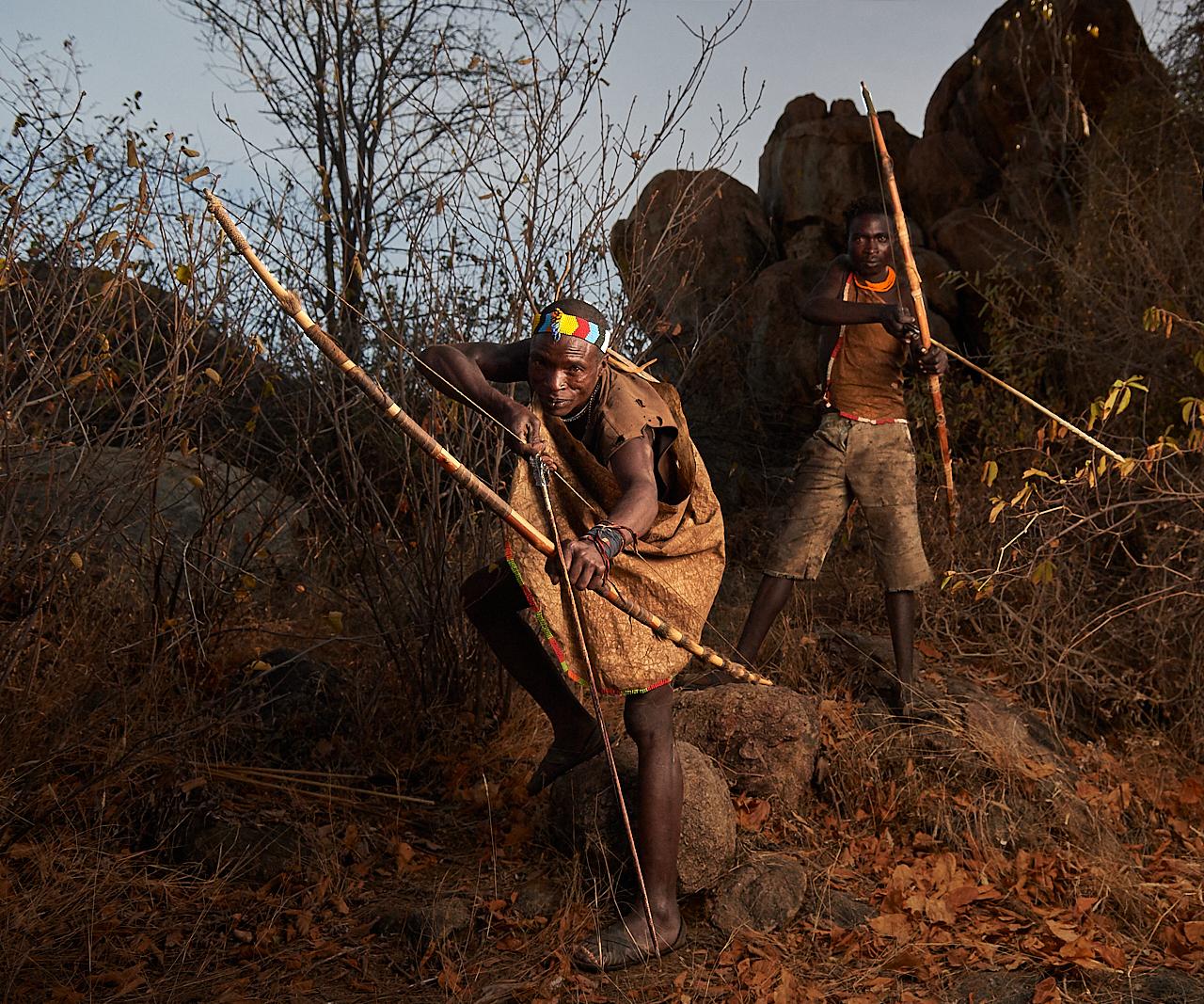 Hazabe hunters