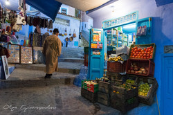 Convenient shop, Chefchaouen