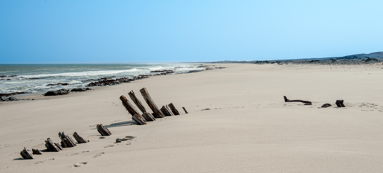 Ship wreck, Skeleton Coast
