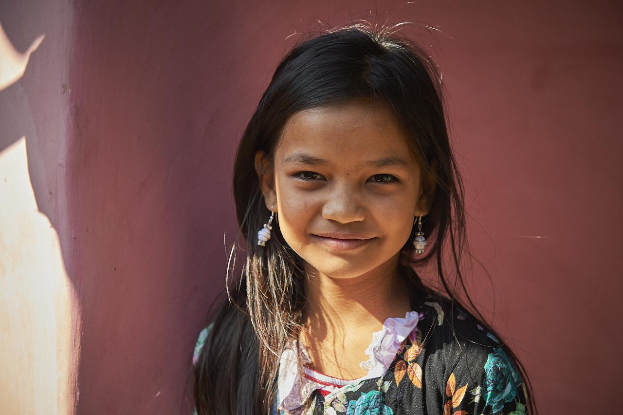Kashia girl, Lawachara Park