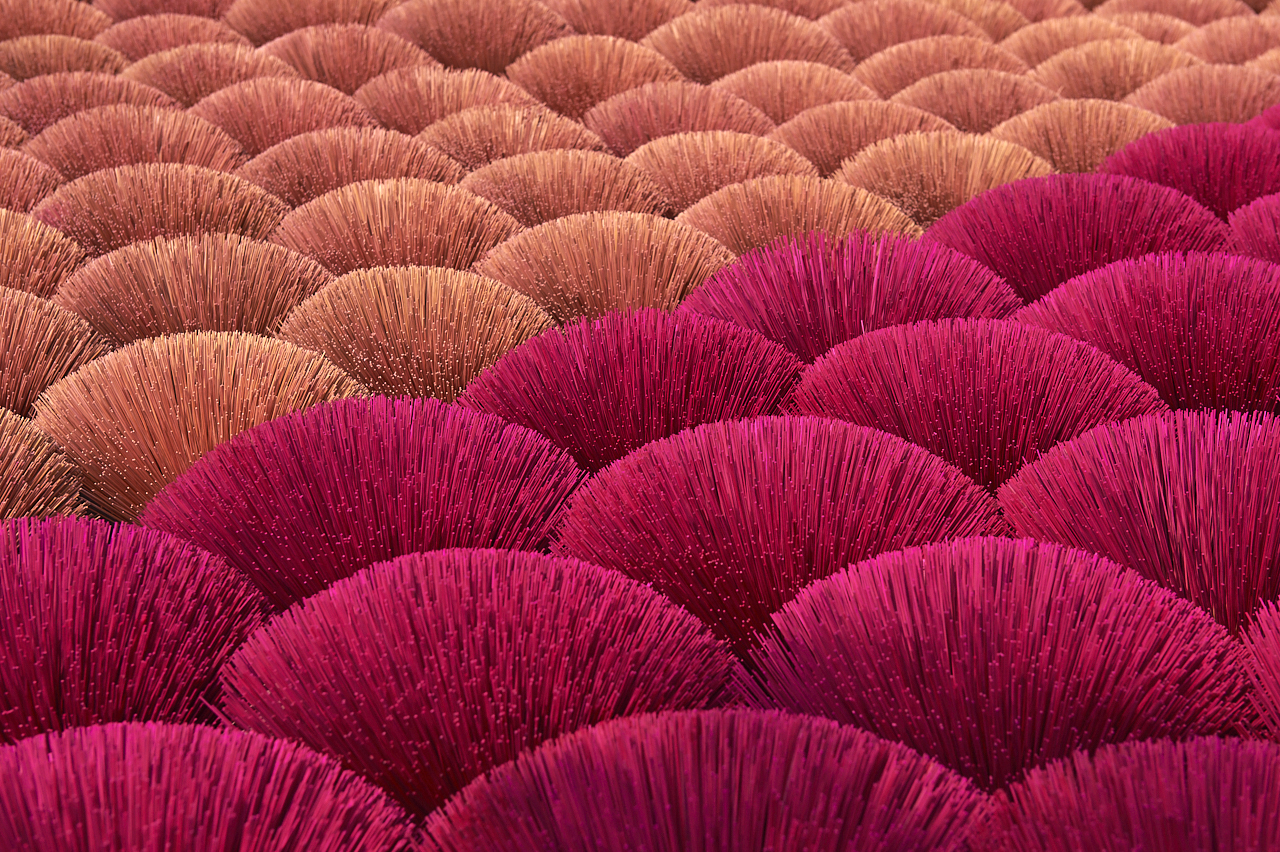 Incense sticks, Quang Phu Cau