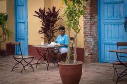 Needlewoman, Trinidad