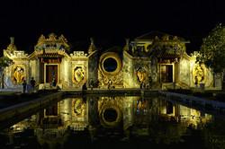 Tam Quan chùa Bà Mụ , Hoi An