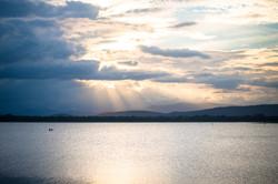 Polonnaruwa lake
