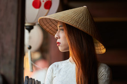Young lady, Hoi An