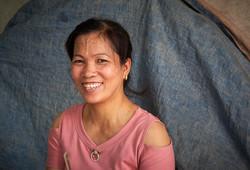 Incense worker, Quang Phu Cau, Hanoi