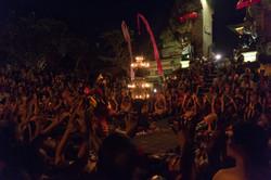 Kecak dance, in Ubud