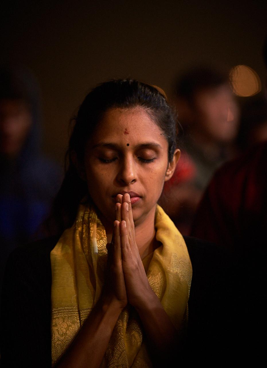 Pilgrim, Varanasi