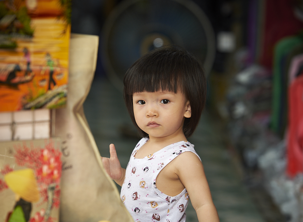 Toddler, Hanoi