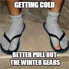 Winter Gears