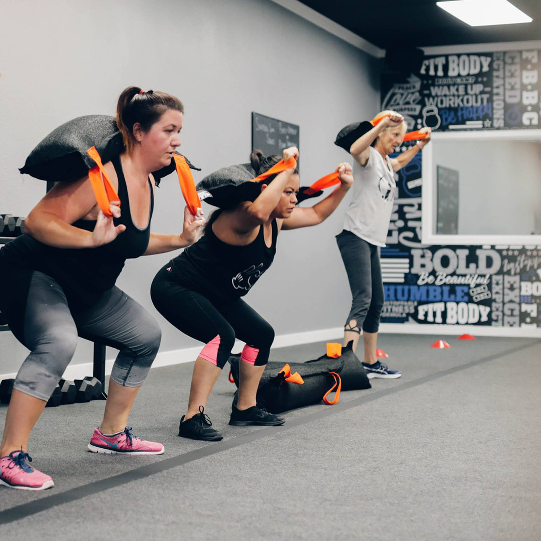 Fit Body Boot Campers