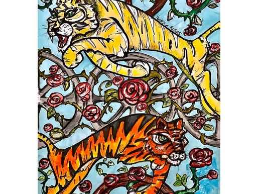 Tigers & Roses