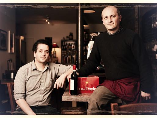 """Vinarius"": the new London wine-tasting scene"