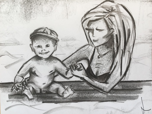 Ode to a mother (what could mean loosing you)