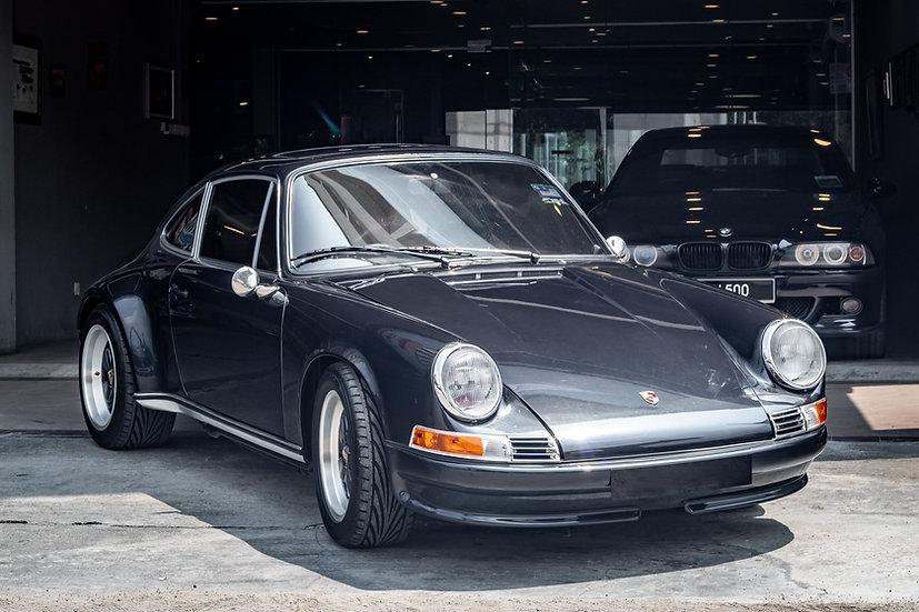 Porsche 911 Back-Date 1985