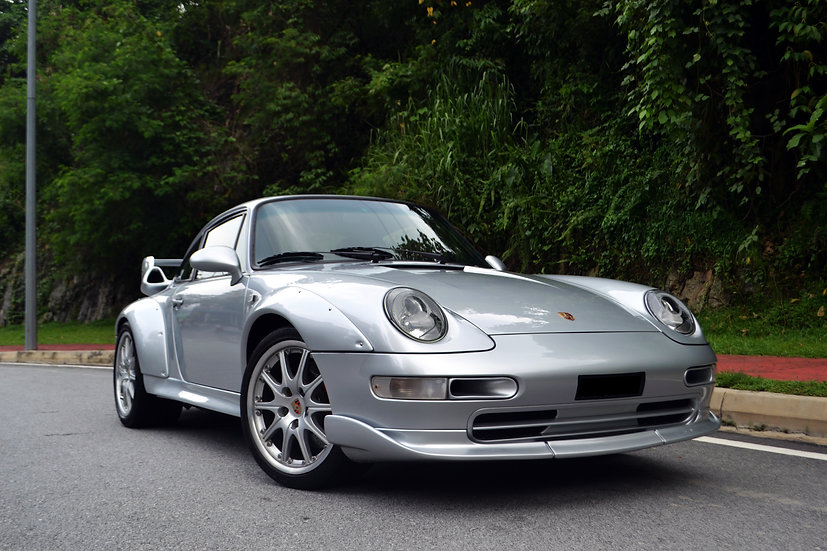 Porsche 911(993) GT2 Evocation