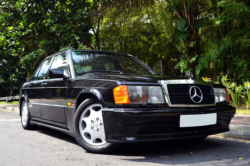 Mercedes-Benz 190E 2.3-16 Cosworth