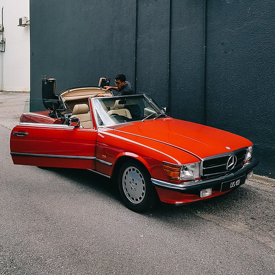 Mercedes-Benz 300SL 1989