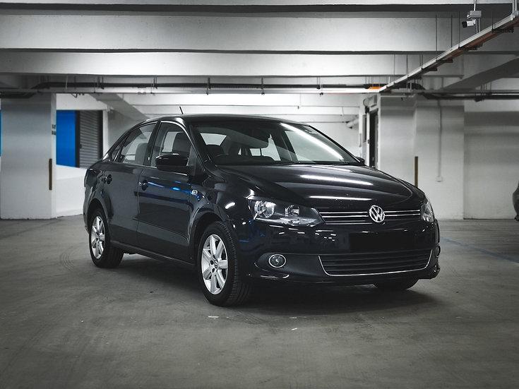 Volkswagen Polo 1.6L 2012