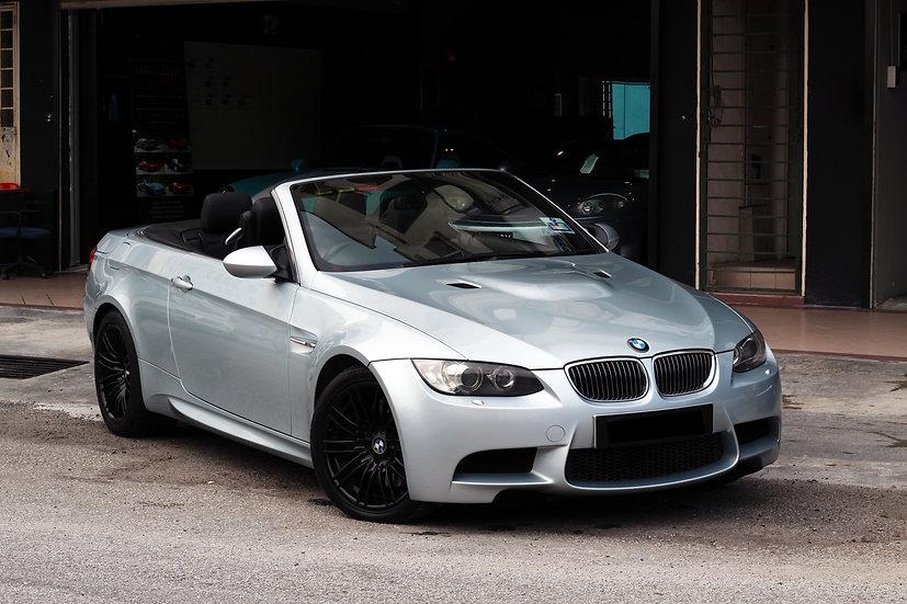 BMW M3 (E93) 2008