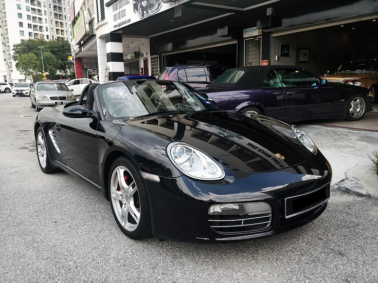 Porsche Boxster S 3.4 2006