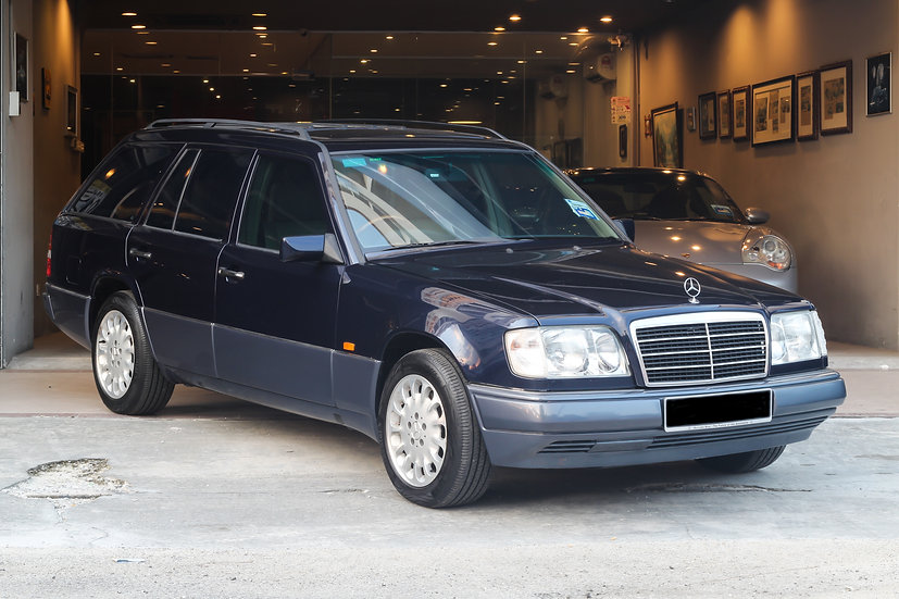 Mercedes-Benz 300TE 24-valve 1990
