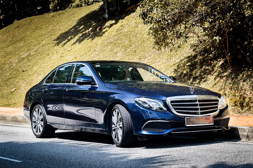 Mercedes-Benz E250 Exclusive 2017