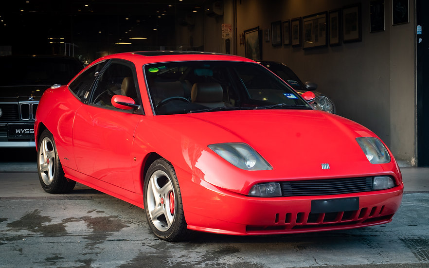 Fiat Coupe Turbo 20v 2.0 1998