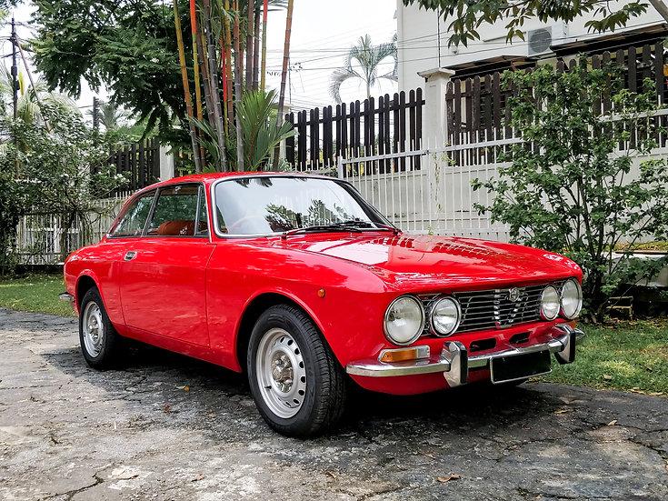 Alfa Romeo GT Veloce 2000 1974