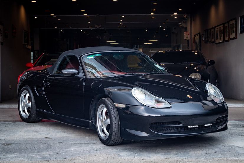 Porsche Boxster 1997