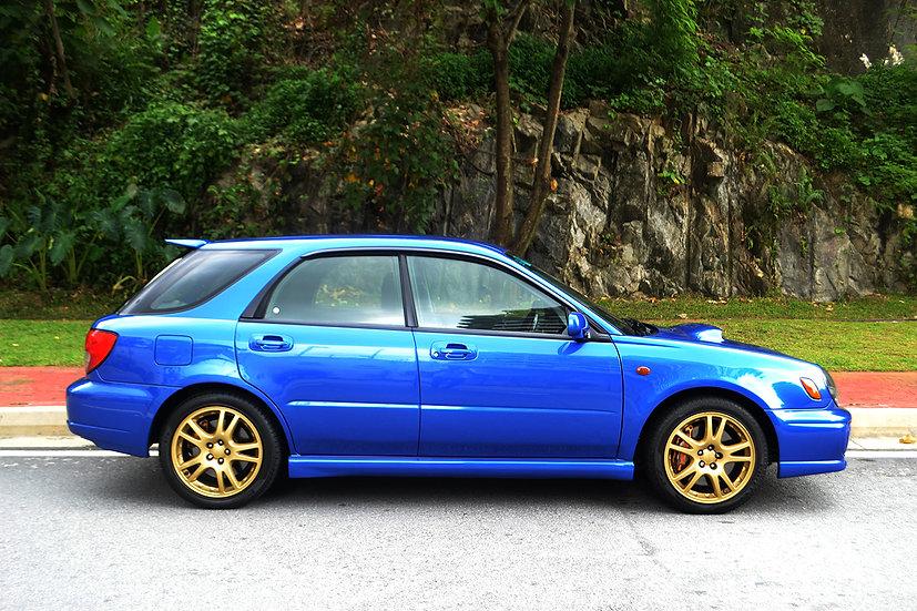 Subaru Impreza STI Wagon