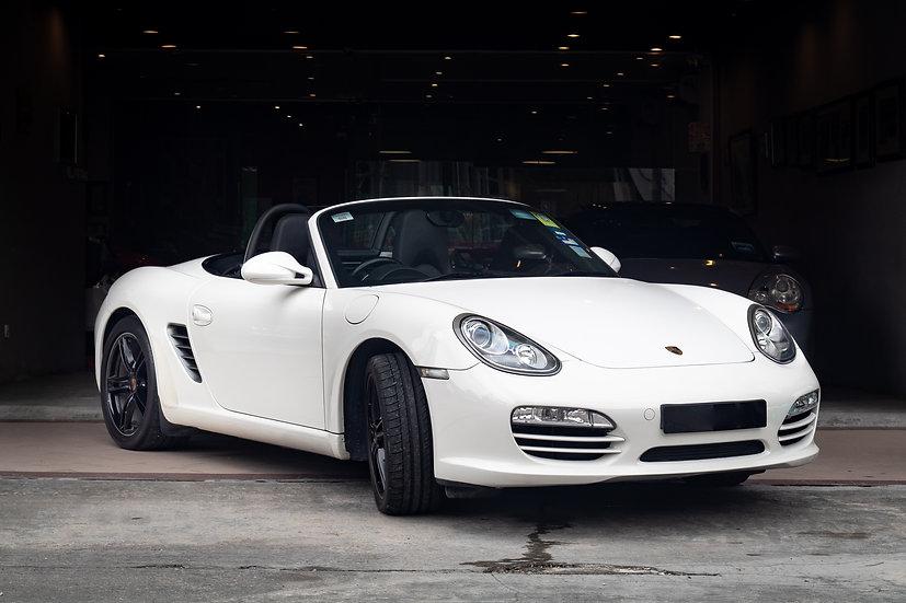 Porsche Boxster 2.9 (PDK) 2011