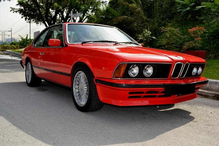 BMW 635CSi (Alpina Trim)