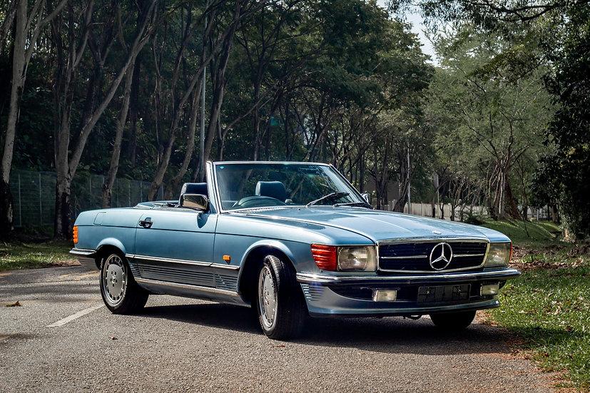 Mercedes-Benz 300SL 1986 UNREG